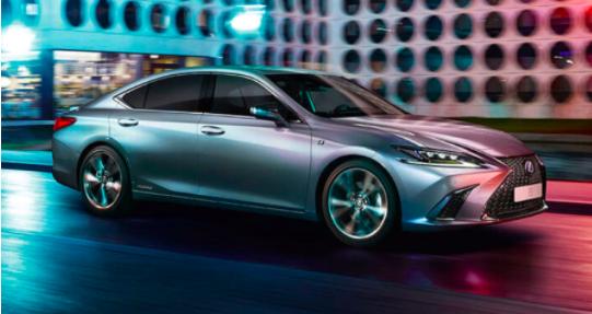 Lexus ES 300h (photo issue du site officiel Lexus)